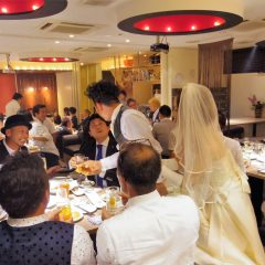 2016/08/17 K様 WEDDING PARTY