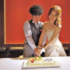 2016/08/17 K様 WEDDING PARTY
