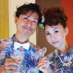 160710有水さま結婚式二次会@ビアンコ ~bianco~