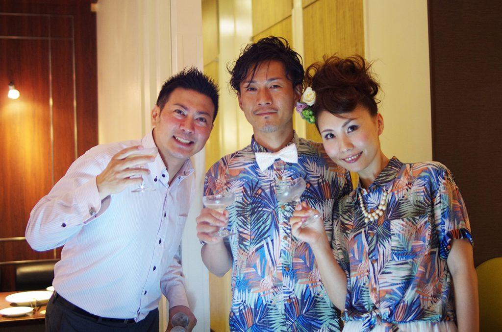 熊本の結婚式二次会