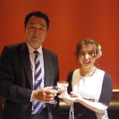 16/11/12 Takahiro様&Akiko様披露宴二次会 @Bianco&壱之倉庫