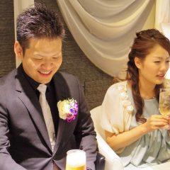 17/04/29 結婚式二次会@FIGARO