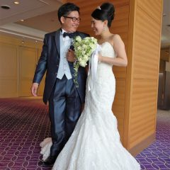 17/05/13 晃司さま&貴美子さま結婚披露宴@ザ・ニューホテル熊本