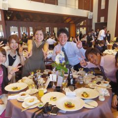 17/08/12 結婚披露宴@四季の丘 seasons with