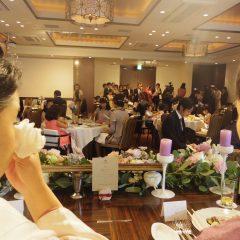 17/08/26 結婚披露宴@ザスタイルオブエクセレント