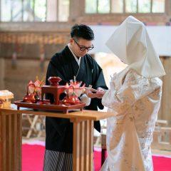 高千穂神社挙式